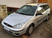 Ford Focus kombi 1,6 74 kW AUTOMAT,  r.v. 07/2003